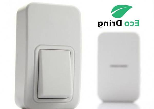 sonnette sans fil sans pile étanche (ipx7) carismart Sonnette Sans Fil - Déballage Test Avis , Installation