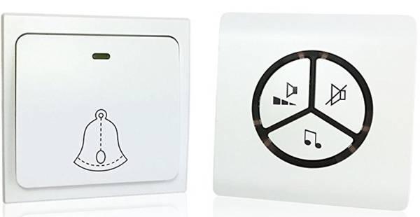 Sonnette sans fil sans pile étanche (ipx7) carismart Comparatif des meilleurs modèles de sonnettes sans fil